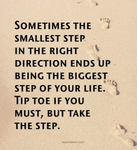 Smallest Step